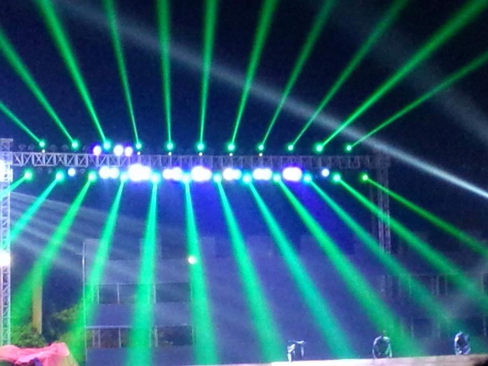 Cho thuê âm thanh ánh sáng CTy TPT